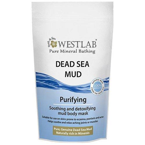 Natural Dead Sea mud Westlab