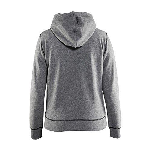 Size XS Grey Blaklader 337311579000XS Woemen Hoodie