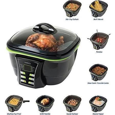 PREMIUM PMU811D 1500W Magic Cooker