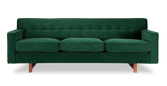 Amazon.com: kardiel Kennedy mid-century clásico moderno sofá ...