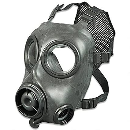 Avon Fm12 Tactical Toxic Halloween Respirator EMS Gas Mask