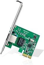 TP-Link 10/100/1000Mbps Gigabit Ethernet PCI Express Network Card (TG-3468), PCIE Network