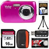 Best vivitar anti shake digital cameras  Buyer's Guide