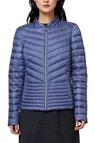 Blouson ESPRIT Grey Blue Collection Bleu 420 Femme rrw5pxSqA