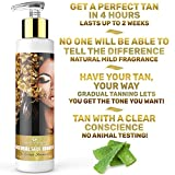 Self Tanner with Natural & Organic