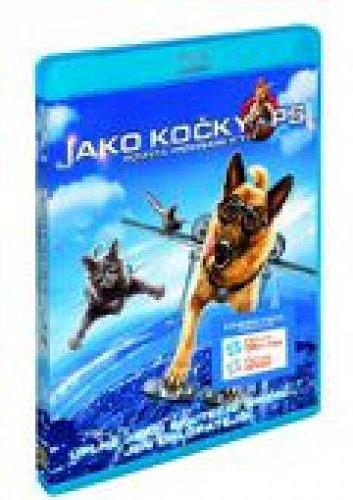 Psi Kitty - Jako kocky a psi: Pomsta prohnane Kitty Blu-ray + DVD (Combo pack) (Combo pack))