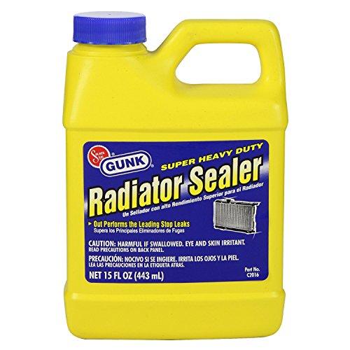 Gunk C2016 Super Radiator Sealer -15 oz., (Case of 12)
