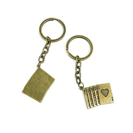 Llavero, llavero, etiquetas, cadenas, anillos, joyería ...