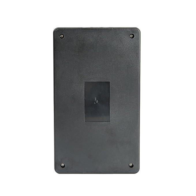 Coche detector de comprobador de Bujía Para 12 V gasolina herramienta de diagnóstico Analizador de enchufe de encendido: Amazon.es: Coche y moto