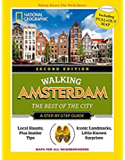 National Geographic Walking Amsterdam, 2nd Edition