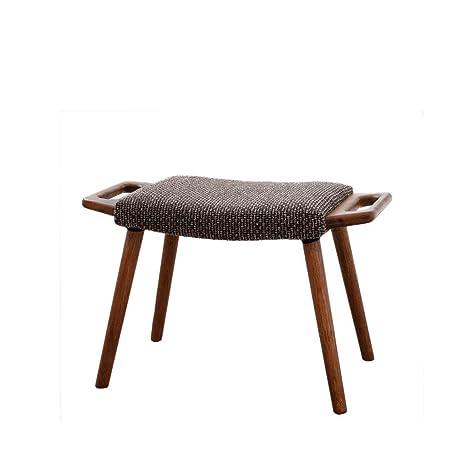 Miraculous Amazon Com Wei Zhe Minimalist Nordic Oak Shoe Bench Machost Co Dining Chair Design Ideas Machostcouk