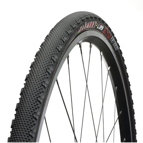 Clement Cycling LAS Clincher Tire, Size: 700cm x (Cyclocross Tubular Bike Tire)