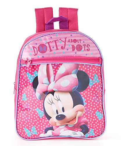 Disney Girls Minnie 12in Backpack product image