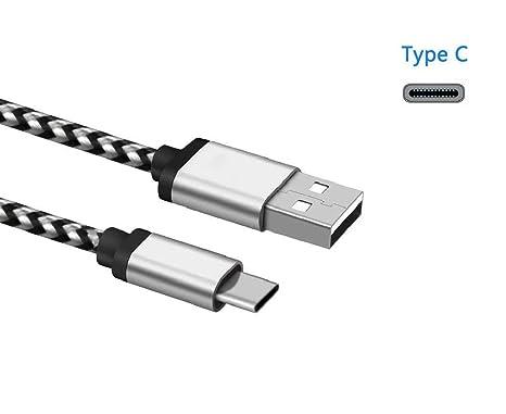 Cable USB Tipo C 3m Cable Cargador BQ Aquaris C 3m Cable ...