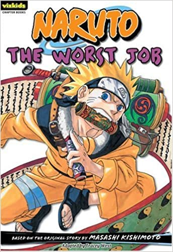 Naruto: Chapter Book, Vol. 3 (Naruto Chapter Books): Amazon ...