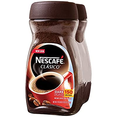 Nescafe Clasico Instant Coffee (10.5 oz., 2 ct.) from Nescafe