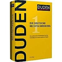 【德文版】杜登德语词典1(第27版)德文原版 Duden: Die deutsche Rechtschreibung, Band 1(Auflage: 27) [精装] Dudenredaktion