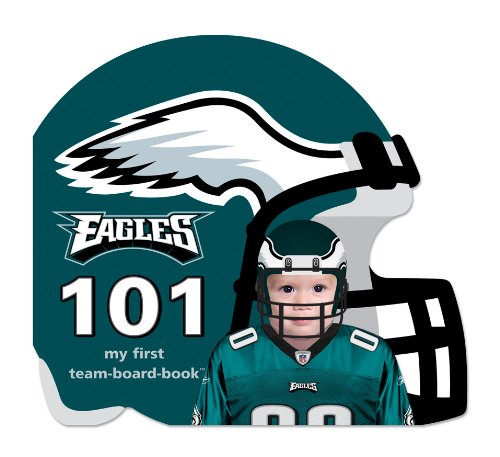 Philadelphia Eagles 101 (My First Team-board-book)