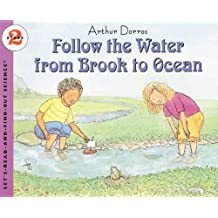 By Arthur Dorros Follow The Water From Brook To Ocean (Turtleback School & Library Binding Edition) (Let's-Read-And-F [School & Library Binding]