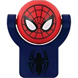 Marvel's Ultimate Spider-Man Projectables LED Plug-In Night Light, 13341, Image Projects Onto Wall or Ceiling