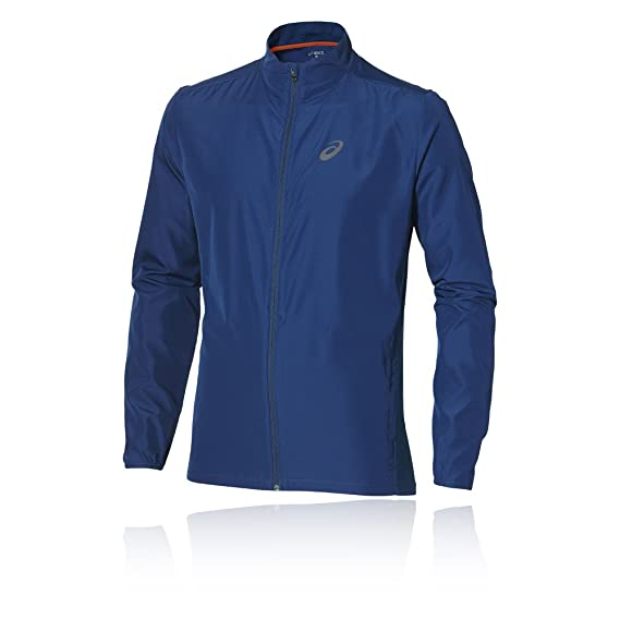 2d726aad18d Asics Essentials Running Jacket: Amazon.co.uk: Clothing