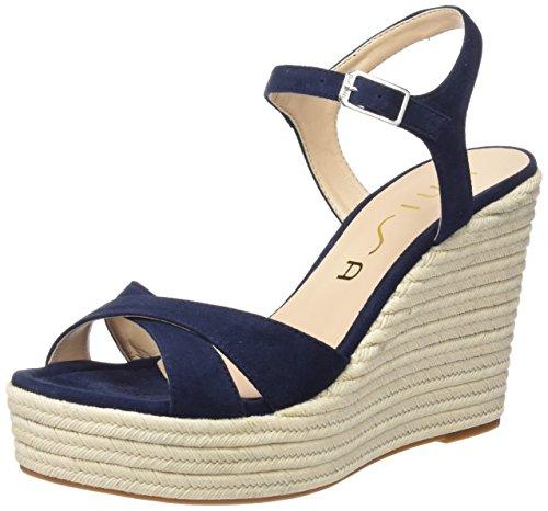Unisa ks marino azul Mujer Sandalias Morga Azul wpwf0q