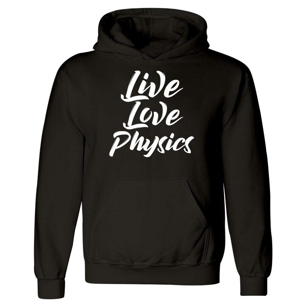 Hoodie Live Love Physics