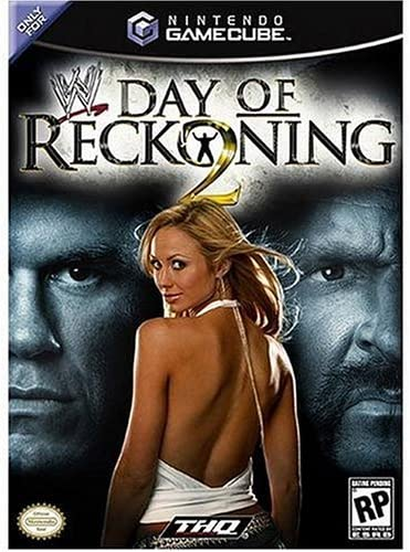 WWE Day of Reckoning 2 - Gamecube: Artist     - Amazon com