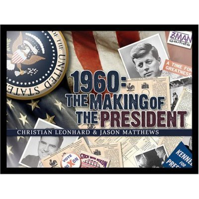 1960: The Making of the President (1960 The Making Of The President Game)
