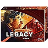 Z-Man Games Pandemic Legacy Board Game, Red