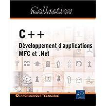 C++ - Développement d'applications MFC et .Net