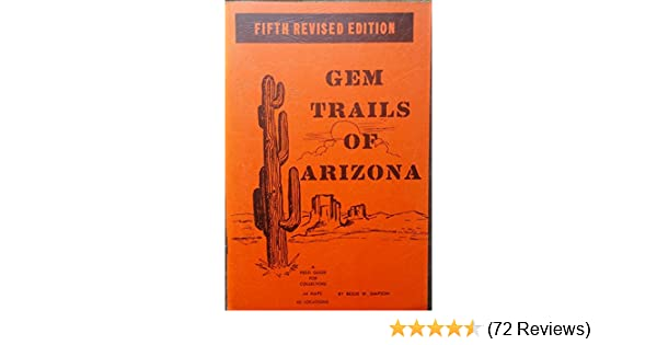 Gem trails of arizona a field guide for collectors bessie w gem trails of arizona a field guide for collectors bessie w simpson amazon books fandeluxe Image collections