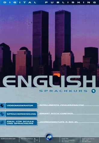 American English 1 Sprachkurs. CD- ROM für Windows 3.x/95/NT