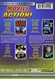 Movie Packed With Action (2 pack) - Enemy/Inside Man/Mind Snatchers/Cuba Crossing
