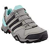Adidas Sport Performance Women's Terrex AX2R Gore-Tex Hiking Sneakers, Grey, Textile, Rubber, 8 M