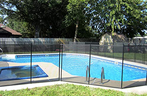 Sentry Safety Diy Pool Fence By Ez Guard 4 12 Long
