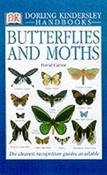 DK Handbook: Butterflies and Moths