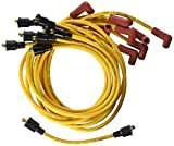 ACCEL ACC 4042 4042 8mm Super Stock Graphite Custom Wire Set - Yellow