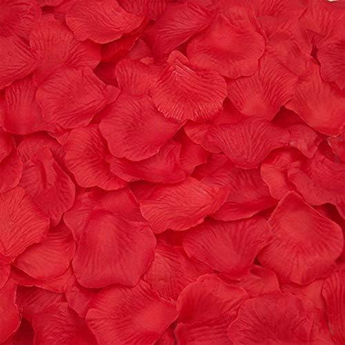 Adeeing Artificial Confetti Valentine Decoration