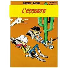 Lucky Luke - Dupuis 28 Escorte L'
