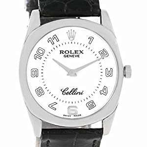 Rolex Cellini mechanical-hand-wind mens Watch 4233 (Certified Pre-owned)