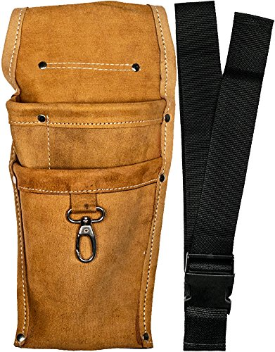 WoodlandPRO Leather Wedge Pouch & Belt Combo Set