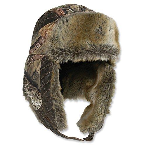 Mossy Oak Winter Camo Trapper ()