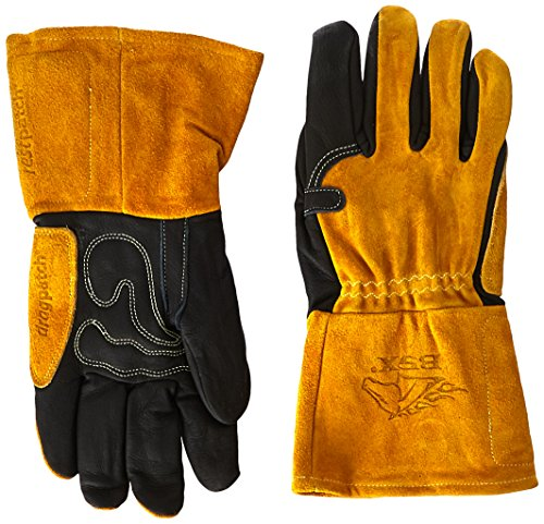Revco Industries BM88L BSX BM88 Extreme Pig Skin MIG Welding Gloves