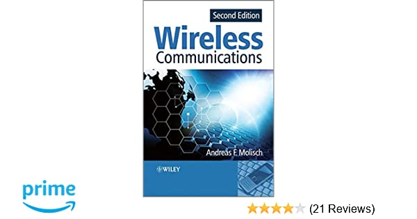 Wireless communications andreas f molisch 9780470741863 amazon wireless communications andreas f molisch 9780470741863 amazon books fandeluxe Image collections