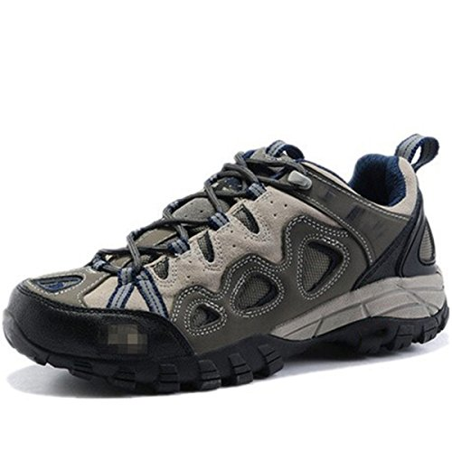 Desgaste Al Aire Libre Cómodos Zapatos Para Caminar De Los Hombres De Múltiples Tamaño De Varios Tamaños Grey