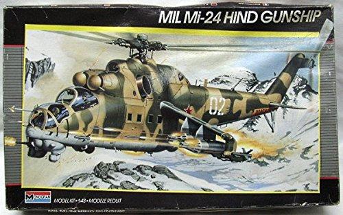 MIL Mi-24 Hind Gunship ()