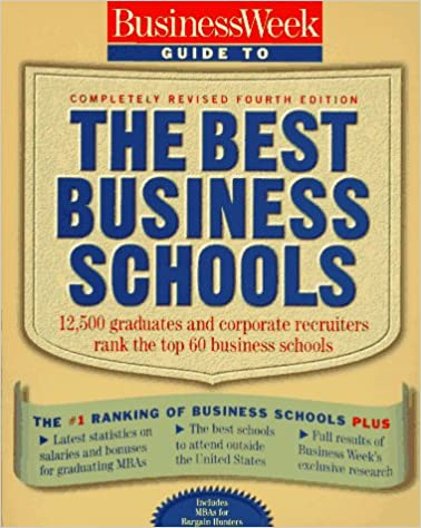 9780070094215: business week's the best business schools (business.