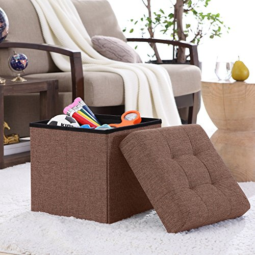 Cube Ottoman Upholstery - 3