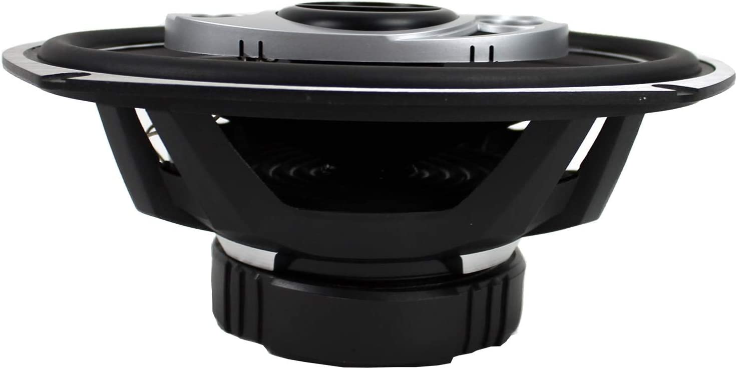 BOSS AUDIO P694C 6x9 4-Way 800W Car Coaxial Stereo Speakers P69.4C 4 Ohm